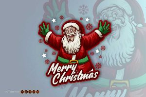Vintage-Classic-Santa-Claus-Merry-Christmas