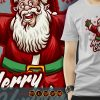 Vintage-Classic-Santa-Claus-Merry-Christmas-Tees